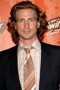 Josh Meyers at the FOX Fall Casino Party.