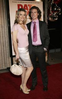 Missi Pyle and Josh Meyers at the Radio Station KROQs Valentines Day Singles Screening of