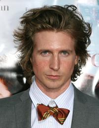 Josh Meyers at the premiere of