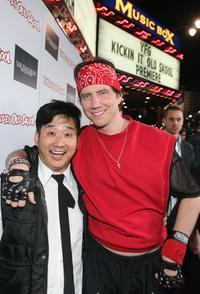 Bobby Lee and Jamie Kennedy at the after party of the premiere of