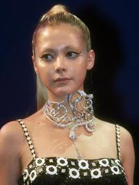A File photo of Actress Anna Tsuchiya, Dated 20 September 2007.