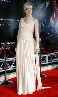 Anna Tsuchiya at the world premiere of