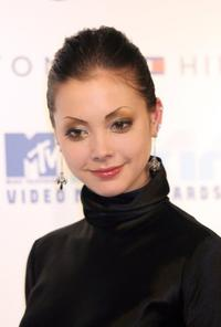 Anna Tsuchiya at the 2006 MTV Video Music Awards.