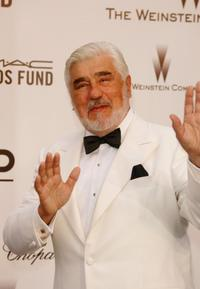 Mario Adorf at the Cinema Against Aids 2007 in aid of amfAR.