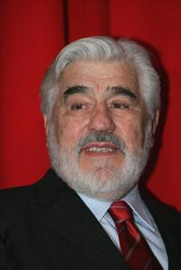 Mario Adorf at the German premiere of