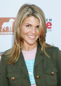 Lori Loughlin at the Fourth Annual Much Love Animal Rescue