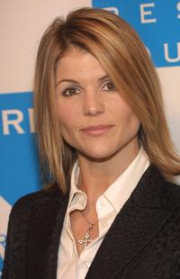 Lori Loughlin at the 12th Annual Cool Comedy Hot Cuisine event.