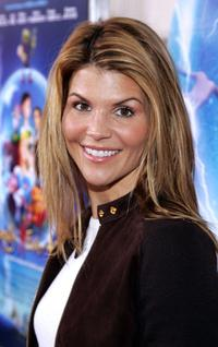 Lori Loughlin at the California premiere of