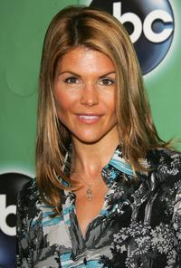 Lori Loughlin at the ABC Television Network Upfront .