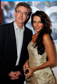 Piers Handling and Neha Dhupia at the Bell Lightbox Campaign's