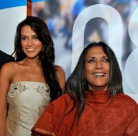 Neha Dhupia and Deepa Mehta at the Bell Lightbox Campaign's