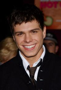 Matthew Lawrence at the premiere of