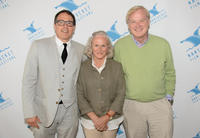 David O Russell, Glenn Close and Chris Matthews at the 18th Annual Nantucket Film Festival.