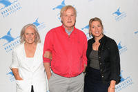 Glenn Close, Chris Matthews and Mystelle Brabbee at the 18th Annual Nantucket Film Festival.