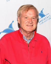 Chris Matthews at the 18th Annual Nantucket Film Festival.