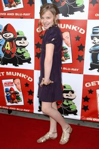Chloe Moretz at the DVD release party and charity concert event of