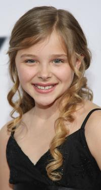 Chloe Moretz at the premiere of