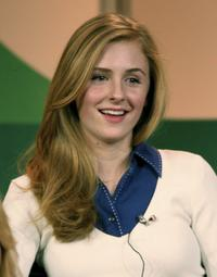 Ellary Porterfield at the 2007 Winter TCA Tour.
