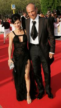 Viktoria Lauterbach and Heiner Lauterbach at the German Film Awards.