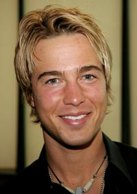 Ryan Carnes at the Outfest 2005 panel for