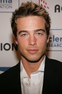Ryan Carnes at the 16th