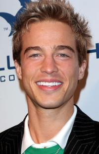 Ryan Carnes at the launch party of