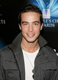 Ryan Carnes at the 32nd Annual People's Choice Awards after party.
