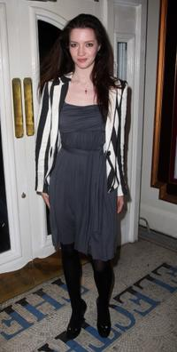 Talulah Riley at the VIP screening of