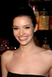 Talulah Riley at the world premiere of