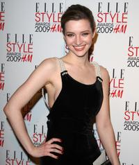Talulah Riley at the Elle Style Awards 2009.