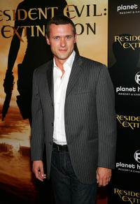 Jason O'Mara at the Las Vegas premiere of