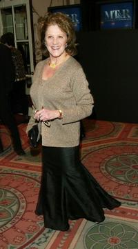 Linda Lavin at the Museum of Television & Radio's Annual Honors Gala.