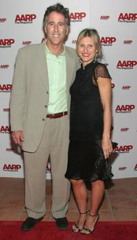 Christopher Lawford and Lana Antonova at the 5th Annual Movies for Grownups.