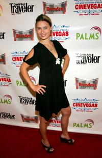 Kristina Klebe at the World premiere of