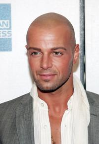 Joey Lawrence at the Tribeca Film Festival premiere of