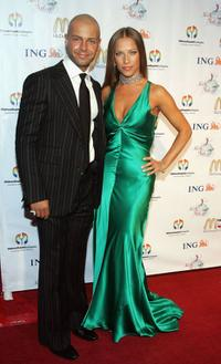 Joey Lawrence and Edyta Sliwinska at the 2nd Annual Noche De Ninos, in aid of the Childrens Hospital.
