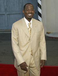 Martin Lawrence at the screening of