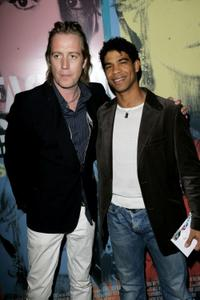 Rhys Ifans and Carlos Acosta at the UK premiere of