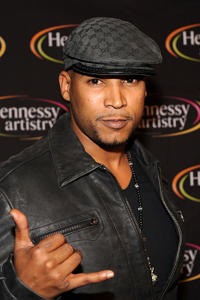 Don Omar at the Hennessy Artistry 2009 Series in New York.