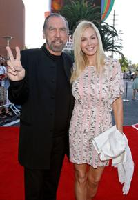 John Paul DeJoria and Eloise DeJoria at the CineVegas opening night premiere of