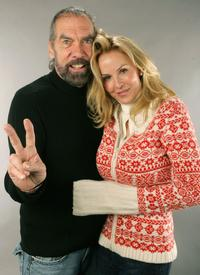 John Paul DeJoria and Eloise DeJoria at the 2007 Sundance Film Festival.