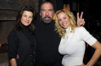 Daphne Zuniga, John Paul DeJoria and Eloise DeJoria at the 2007 Sundance Film Festival.