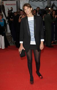 Maiwenn Le Besco at the screening of