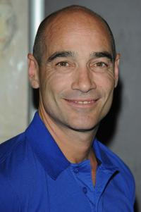 Jean-Marc Barr at the premiere of