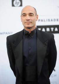 Jean-Marc Barr at the Amfar Auction.