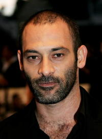 Ashraf Barhom at the London premiere of