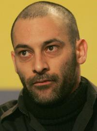 Ashraf Barhoum at the International Berlin Film Festival Berlinale.