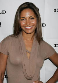 Salli Richardson-Whitfield at an L.A. screening of