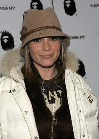 Angie Martinez at the after party of