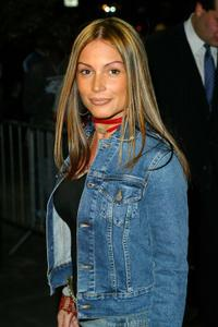 Angie Martinez at the premiere of